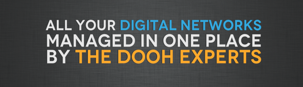 digital out-of-home media experts - dooh