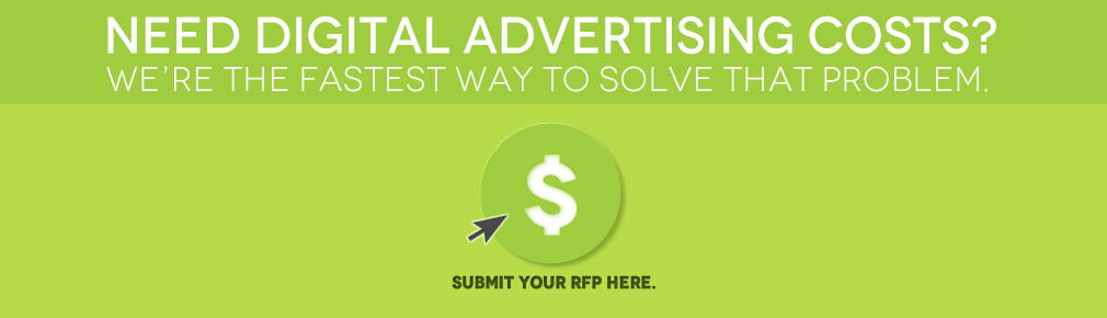 digital advertising costs rfp